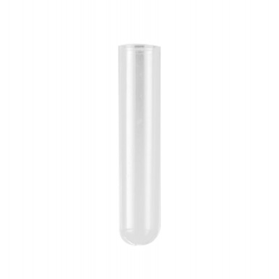 Polypropylene Test Tube - Round Bottom - 16 X 75 mm