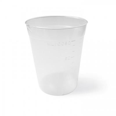 Urine Cup with Pour Spout - 3 oz