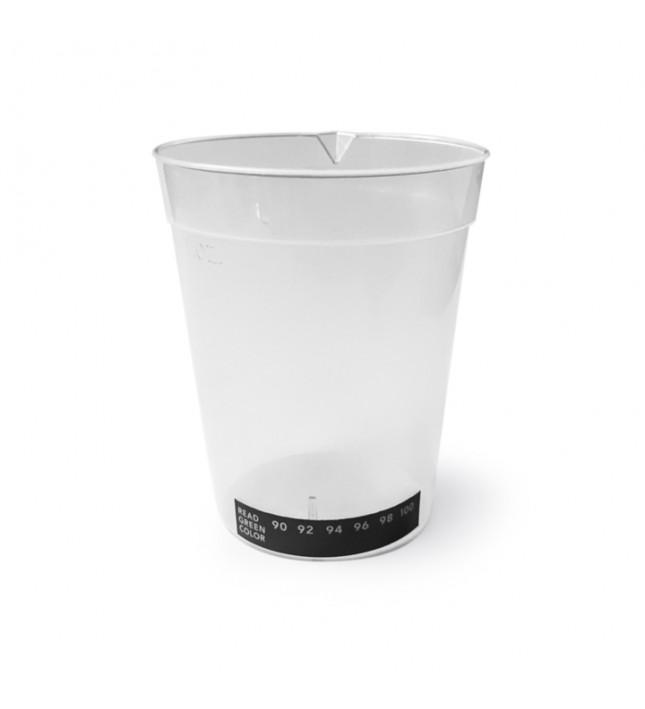 Urine Cup With Temperature Indicator - 3 oz
