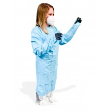 Impervious Isolation Gown