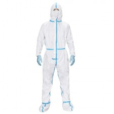Coverall w/ Hood and Boot